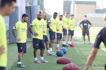 Sigue la operación salida: el Barcelona coloca a estos tres jugadores en la Premier League - ElDesmarque Barcelona