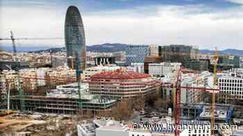 La crisis hunde el mercado de oficinas en Barcelona - La Vanguardia