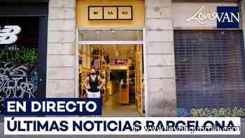 Barcelona en directo   Noticias de última hora de la ciudad condal - La Vanguardia