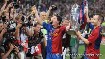 Messi y 10 más: El once ideal del Barcelona cinco veces campeón de la Champions League - ESPN Deportes