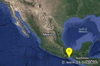 Sismo magnitud 4.3 sacude Salina Cruz, Oaxaca (+foto) - 24 HORAS