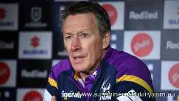 'Ticks all the boxes': Bellamy backs Coast NRL team - Sunshine Coast Daily