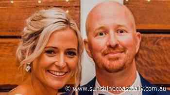 Family farewell newlywed who vanished at sea - Sunshine Coast Daily