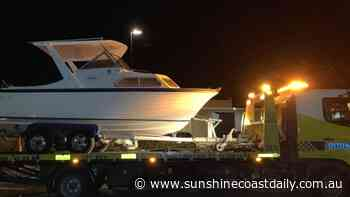Skipper made to hand in his boat over illegal catch - Sunshine Coast Daily