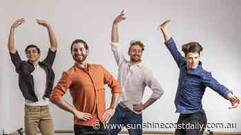 Queensland Ballet's plea for help: 'We need more blokes' - Sunshine Coast Daily