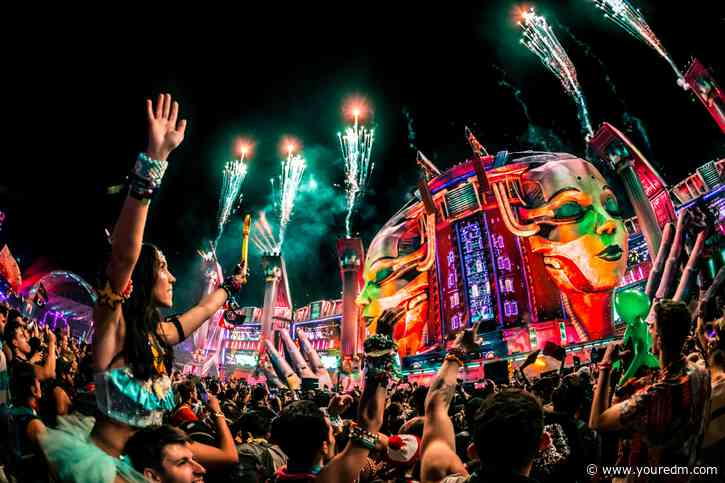 EDC Las Vegas 2021 Tickets Are Officially Sold Out
