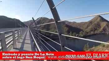 Recorré el dique San Roque y Carlos Paz desde casa - El Diario de Carlos Paz