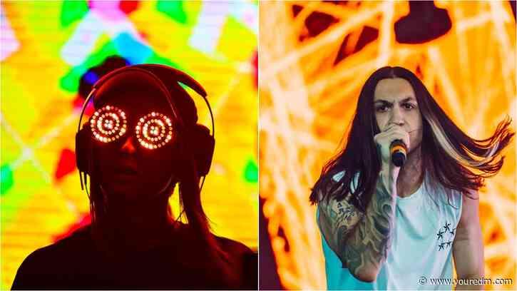 "Underoath Delivers World-Class Remix To Rezz & Grabbitz' ""Someone Else"""