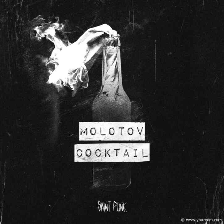 "[Premiere] Saint Punk Delivers His Grunge House Sound On New Single, ""Molotov Cocktail"""