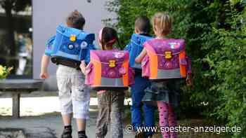 Vor dem ersten Schultag: Polizei im Kreis Soest sieht Gefahren für Kinder im Straßenverkehr - Soester Anzeiger