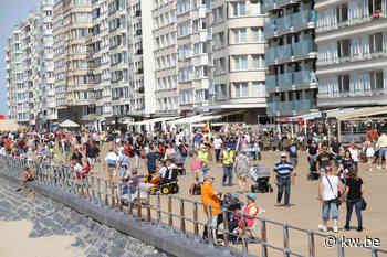 Druk in Oostende, maar alles onder controle