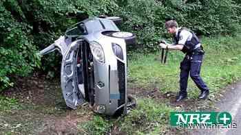 Wilnsdorf: Frau bei Unfall eingeklemmt und schwer verletzt - NRZ