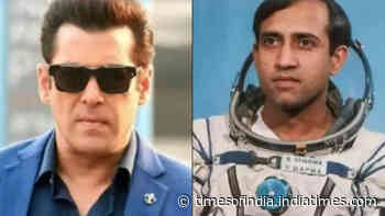 Revealed! Why Salman Khan opted out of Rakesh Sharma biopic