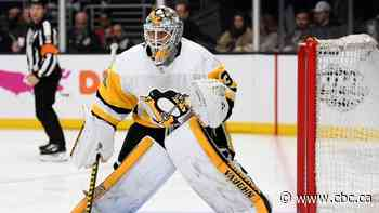 Penguins turn to goalie Tristan Jarry with season on line