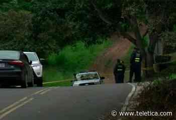 Asesinan a hombre de varios disparos en Santa Ana - Teletica