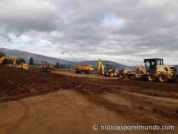 ▷ Cayambe construye primera fase de cementerio para posibles víctimas del COVID-19   Ecuador   Noticias - Noticias Ecuador - Noticias por el Mundo