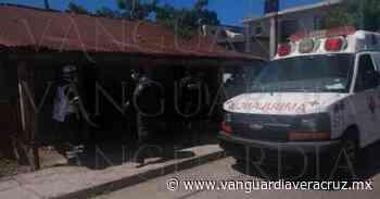 Se lesiona al caer de su propia altura, en Tuxpan Veracruz - Vanguardia de Veracruz