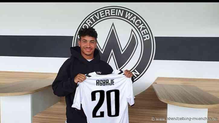 Stammspieler der U19 - TSV 1860: Noah Shawn Agbaje wechselt zu Wacker Burghausen - Abendzeitung