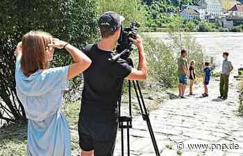 Dreharbeiten an der Salzach - Burghausen - Passauer Neue Presse