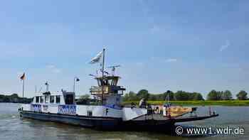 Fährmann rettet zwei Kinder aus Rhein