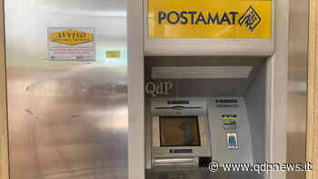 Santa Lucia di Piave, sventato ieri un tentativo di furto al postamat: denunciato 29enne bielorusso - Qdpnews.it - notizie online dell'Alta Marca Trevigiana
