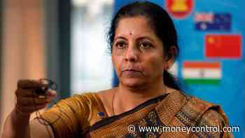 Taxpayers deserve better services, they are nation-builders: Nirmala Sitharaman