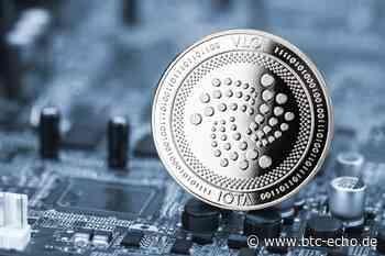 MIOTA-Kurs im Aufwind: Version 2.0 rückt näher, EU lobt IOTA Foundation - BTC-ECHO   Bitcoin & Blockchain Pioneers