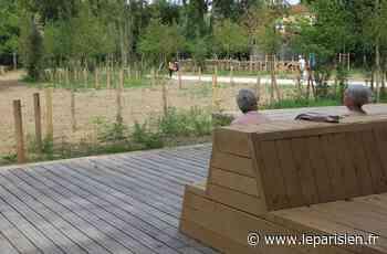 Lagny-sur-Marne : le nouveau parc naturel attend les promeneurs - Le Parisien