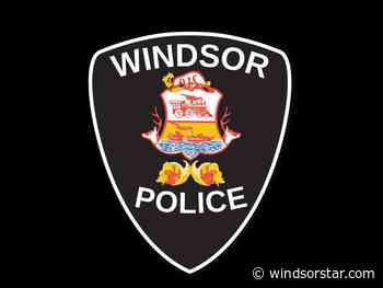 Windsor police lay impaired driving charge following east end collision