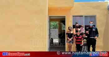 Tamaulipas Arranca IMVISU construccin de casas en Nuevo Laredo - Hoy Tamaulipas