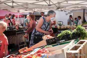 Caudebec-lès-Elbeuf. Le port du masque devient obligatoire sur le marché - actu.fr
