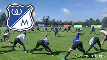 Los jugadores inscritos por Millonarios para el regreso de la Liga Betplay - Marca Claro Colombia