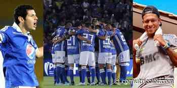 IMAGEN | Informan que Millonarios inscribió 27 jugadores para regreso de Liga BetPlay 2020 (FÚTBOL COLOMBIANO, ) - Comutricolor