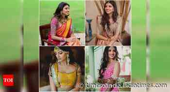 Rana-Miheeka: Looks of the bride-to-be decoded
