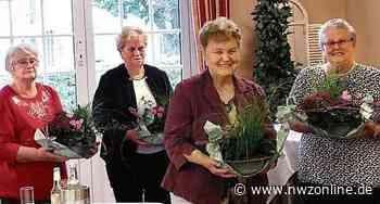 Ehrenamt: Vier Vertrauensfrauen verabschiedet - Nordwest-Zeitung