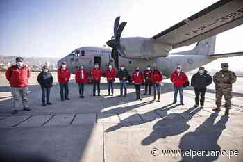 Comitiva del Ejecutivo llega al Cusco para impulsar diálogo en Espinar - El Peruano