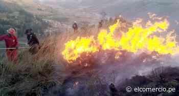 Cusco: Solo 17 de los 112 municipios presentaron su plan de contingencia contra incendios forestales - El Comercio Perú