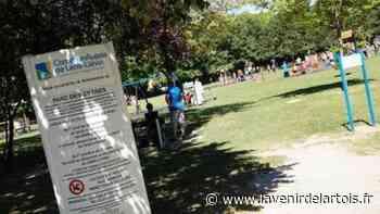 Sortie : Vendin-le-Vieil: Réouverture du Parc des Cytises - L'Avenir de l'Artois