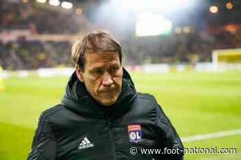 Lyon : Rudi Garcia justifie sa composition d'équipe