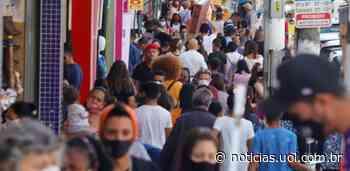SP vai usar ruas do Centro para testar liberação de calçadas para bares - UOL Notícias