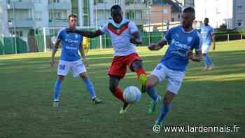 Football : Bila, l'attaquant du CS Sedan Ardennes, débloque son compteur - L'Ardennais