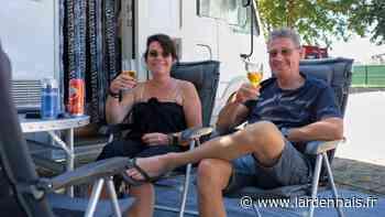 Ces touristes étrangers ont choisi Sedan, destination de proximité - L'Ardennais