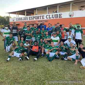 Paragominas vence Carajás de virada e vai para semifinal; Braga bate o Águia, mas fica de fora - globoesporte.com
