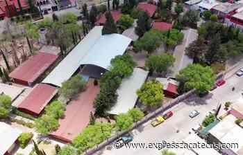 Mejoran espacios educativos en Miguel Auza - Noticias - Express Zacatecas
