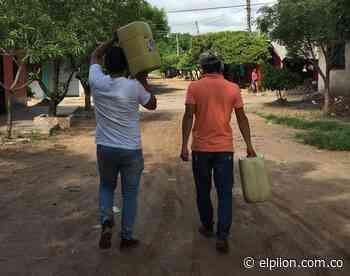 En Astrea tienen sed: completan 20 días sin agua - ElPilón.com.co
