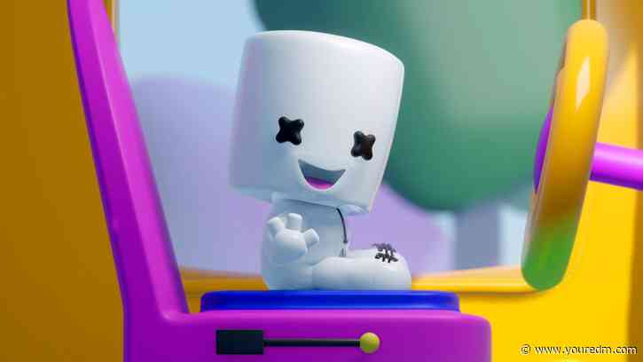Mellodees Reveals First Animated Marshmello In New Series Aimed At Young Children