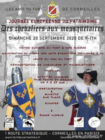 Des chevaliers aux mousquetaires Fort de Cormeilles-en-Parisis Cormeilles-en-Parisis - Unidivers