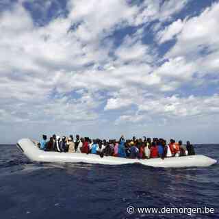 Recordaantal migranten stak Kanaal over