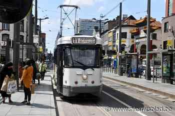 De Lijn past zaterdag tramnet aan in Antwerpen vanwege extreme hitte