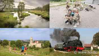 Ausflugstipps in der Brenzregion: Radfahren, Wandern und mehr: Den Kreis Heidenheim neu entdecken - Heidenheimer Zeitung